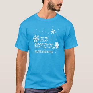 Aucun T-shirt Adoptif-Glocester d'école (édition