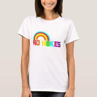 Aucun T-shirt d'armes nucléaires