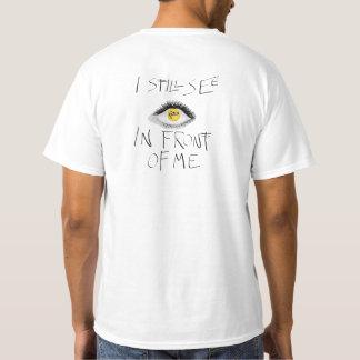 Aucun T-shirt de poème lyrique de coïncidence