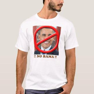Aucun T-shirt d'Obama
