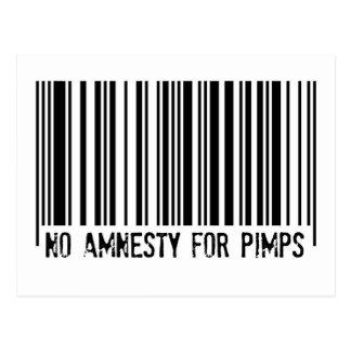 Aucune amnistie pour des souteneurs - carte