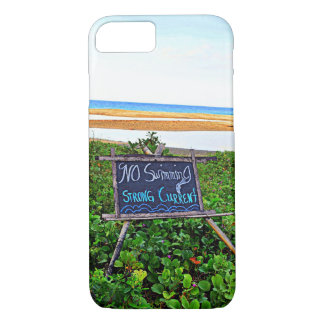 Aucune natation, courant fort coque iPhone 8/7