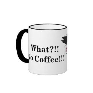 Aucune tasse de café