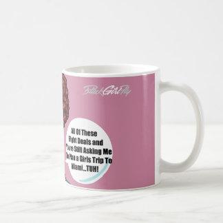 Aucune tasse de café d'ombre