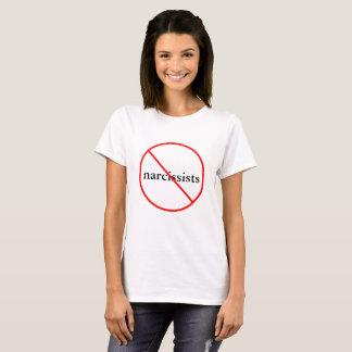 Aucuns Narcissists - T-shirt de coton