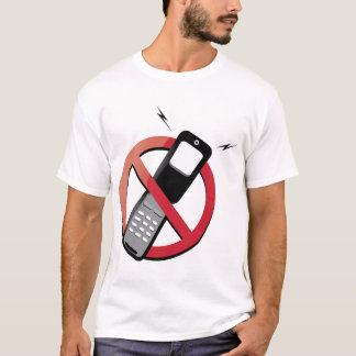 aucuns téléphones t-shirt