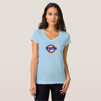 AUCUNS TYPES - le T-shirt 2 de la femme
