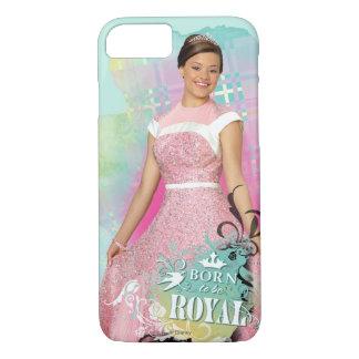 Audrey - né pour être royal coque iPhone 7