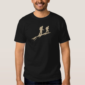 Augmentant le grand extérieur (Brown) - T-shirt