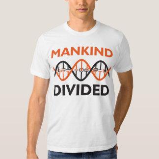 Augmentation divisée par humanité t-shirts