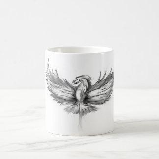 Augmentation grise de Phoenix Mug