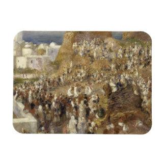 Auguste Renoir - la mosquée Magnets En Vinyle