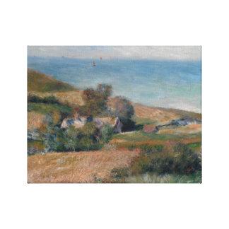 Auguste Renoir - vue du littoral Toiles