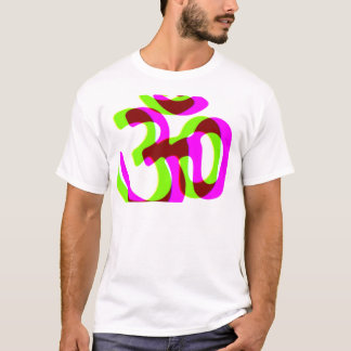 aum-dc t-shirt