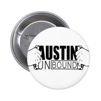 Austin a défait le logo pin's