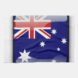 Australie   Australia Serviettes Éponge