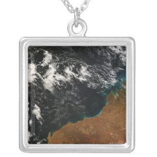 Australie occidentale pendentif carré