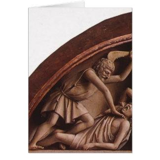 Autel de janv. van Eyck- The Gand (détail) Cartes