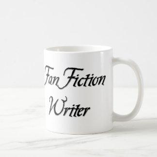 Auteur de fiction de fan mug