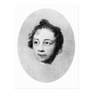 Auteur de peintre de Washington de ~ d'Allston Cartes Postales