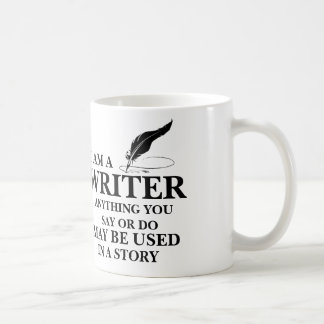 AUTEUR : quelque chose vous say/do pouvez être Mug