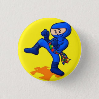 Autisme Ninja Pin's