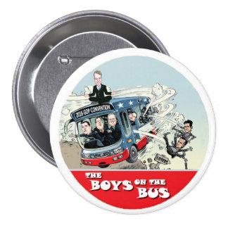 Autobus de GOP Badge