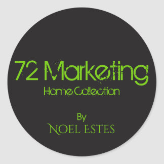 autocollant 72marketing