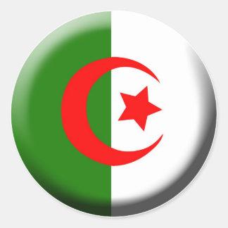 Autocollant Algérie