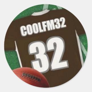 autocollant COOLFM32