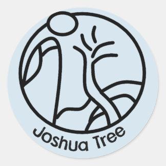 Autocollant d'arbre de Joshua