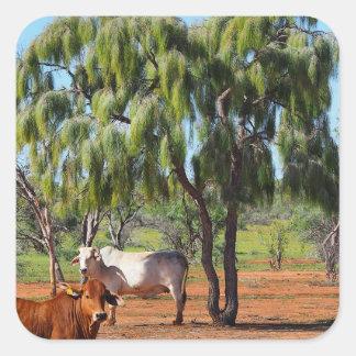 Autocollant d'arbres de Waddi