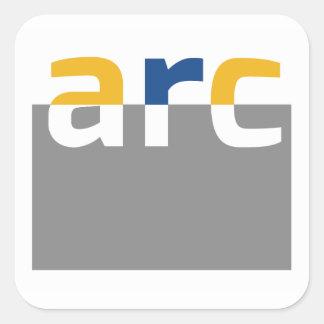 Autocollant d'ARC d'UCSC