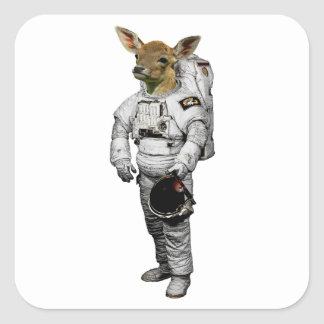 Autocollant d'astronaute de Reh