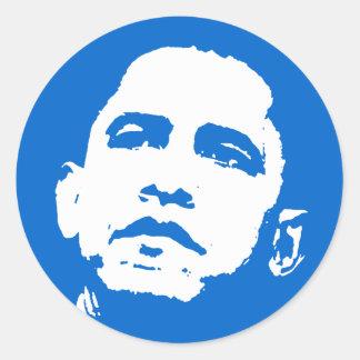 Autocollant de Barack Obama