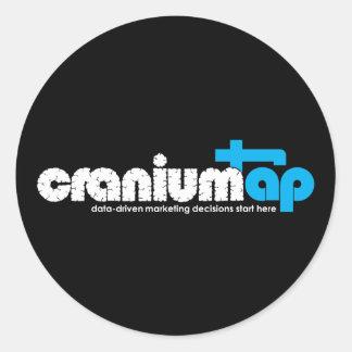 Autocollant de base de CraniumTap