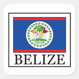 Autocollant de Belize
