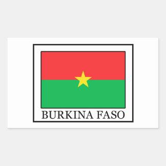 Autocollant de Burkina Faso