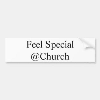 """Autocollant """"de @Church spécial de sensation"""""""