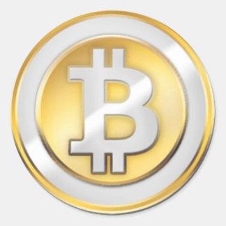 Autocollant de Cryptocurrency de symbole de logo