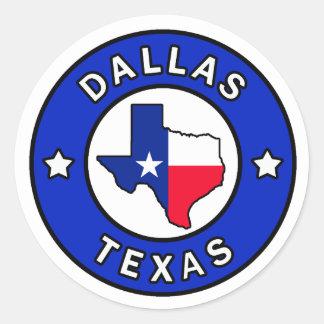 Autocollant de Dallas le Texas