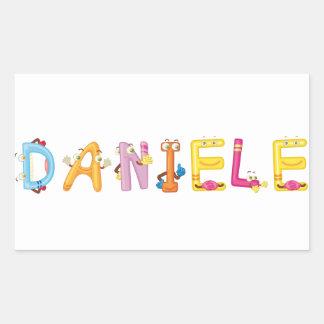 Autocollant de Daniele