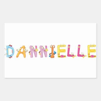 Autocollant de Dannielle
