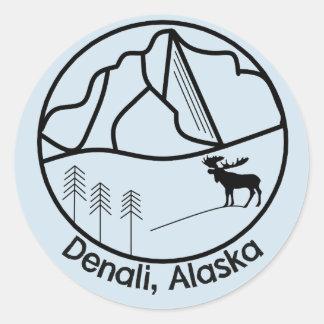 Autocollant de Denali