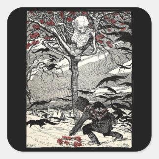 Autocollant de Der Tod im Baum