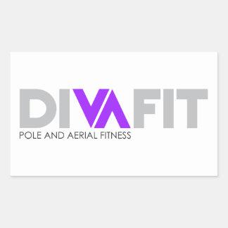 Autocollant de DivaFit