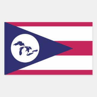 Autocollant de drapeau de collectivité
