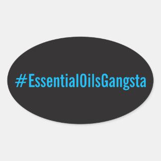 Autocollant de #EssentialOilsGangsta