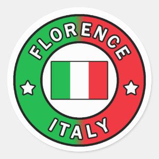 Autocollant de Florence Italie