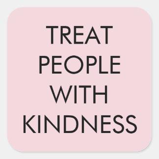Autocollant de gentillesse